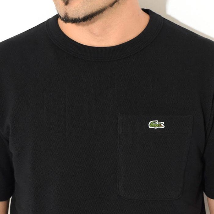 LACOSTEラコステのTシャツ TH073EL03