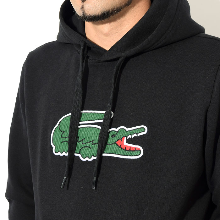 LACOSTEラコステのパーカー SH9682L Pullover Hoodie02