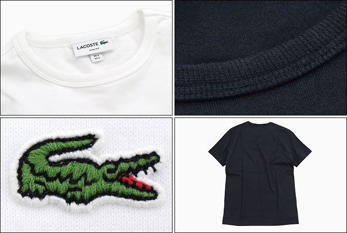 LACOSTEラコステのTシャツ TH622EM Basic Crew Neck10