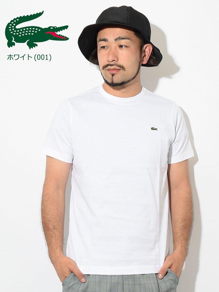 LACOSTEラコステのTシャツ TH622EM Basic Crew Neck03