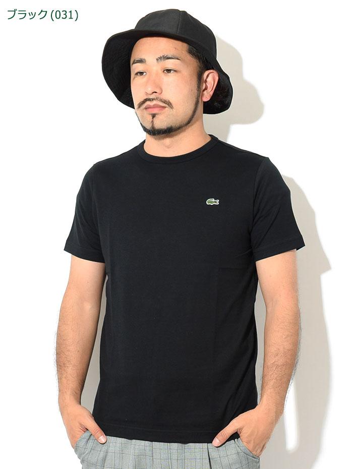 LACOSTEラコステのTシャツ TH5845L Basic Crew Neck10