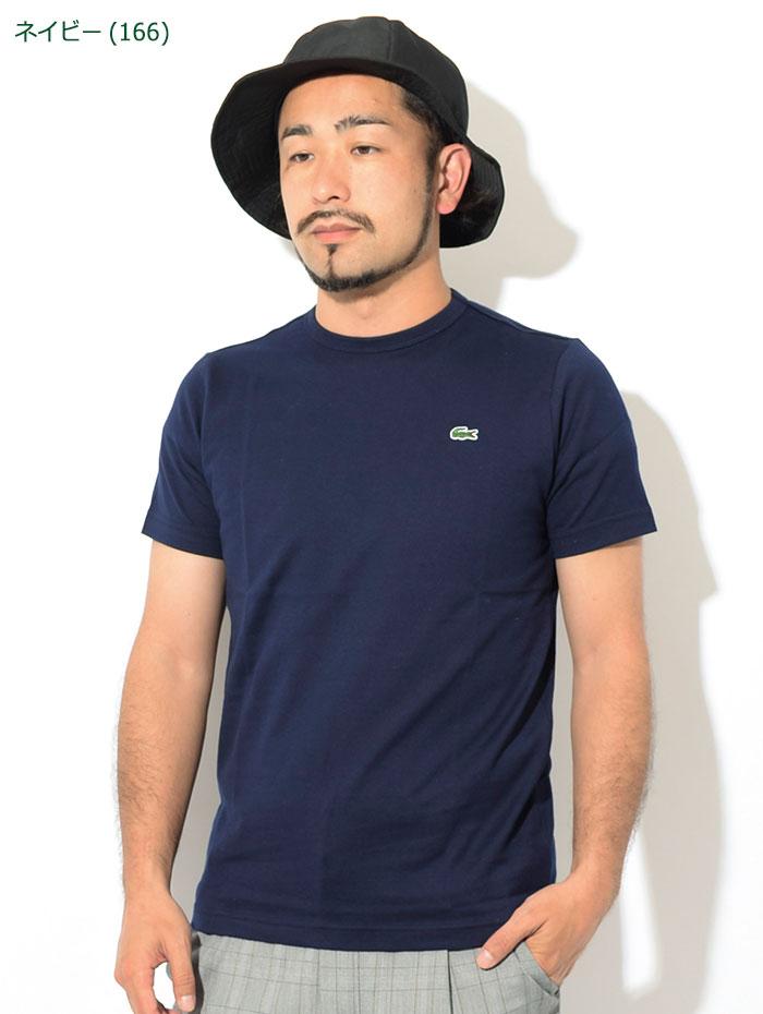 LACOSTEラコステのTシャツ TH5845L Basic Crew Neck11