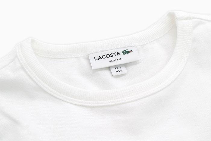 LACOSTEラコステのTシャツ TH5845L Basic Crew Neck15