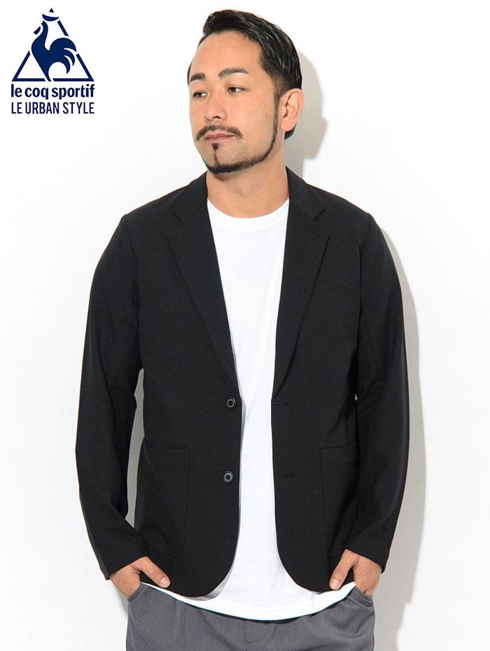 le coq sportifルコックスポルティフのジャケット NEXTEP Tailored02