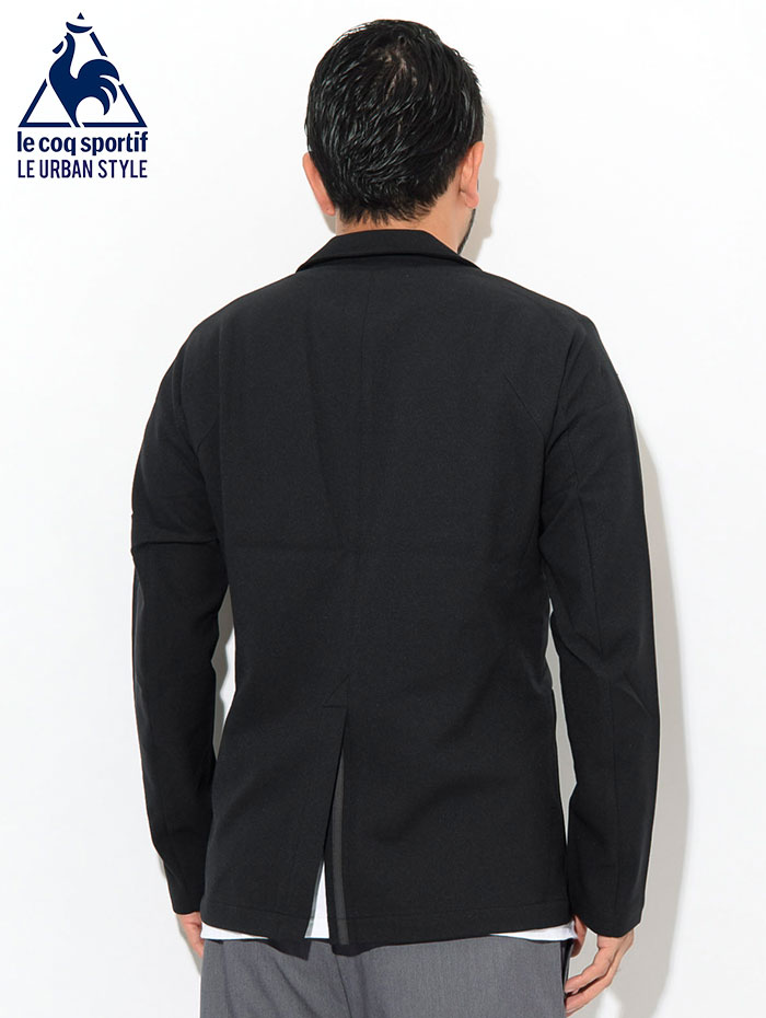 le coq sportifルコックスポルティフのジャケット NEXTEP Tailored03