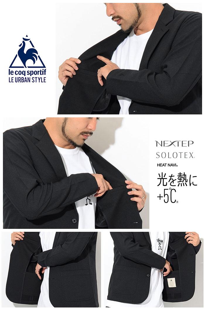 le coq sportifルコックスポルティフのジャケット NEXTEP Tailored04