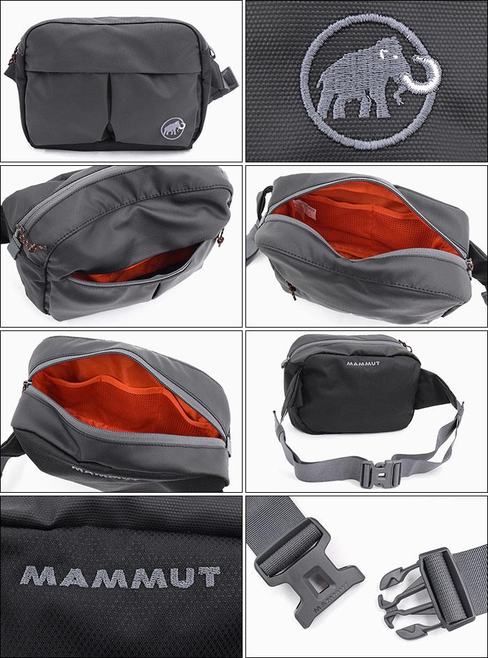 MAMMUTマムートのウエストバッグ Urban Waist Bag04