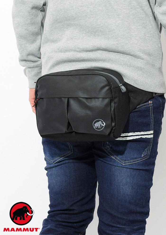 MAMMUTマムートのウエストバッグ Urban Waist Bag02