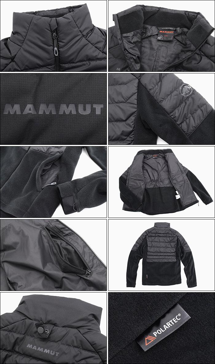 MAMMUTマムートのジャケット Innominata ML Hybrid06