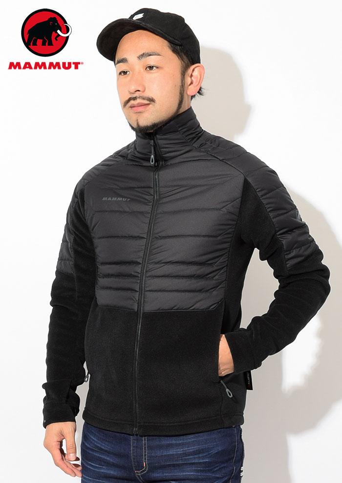 MAMMUTマムートのジャケット Innominata ML Hybrid02