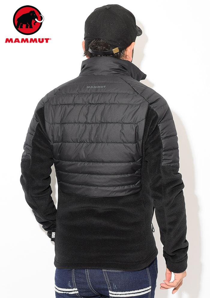 MAMMUTマムートのジャケット Innominata ML Hybrid03