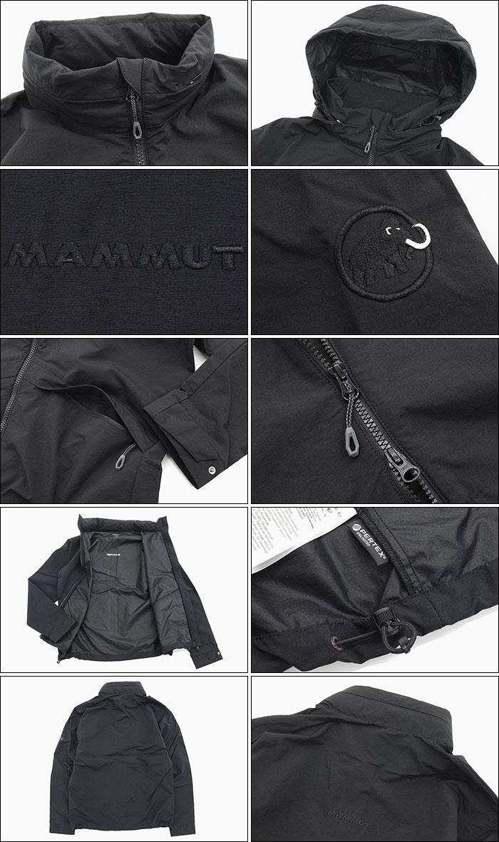MAMMUTマムートのジャケット Mountain Tuff07
