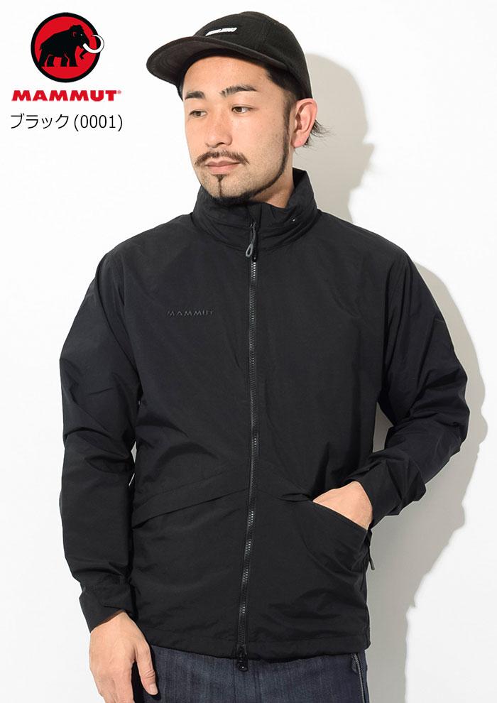 MAMMUTマムートのジャケット Mountain Tuff02