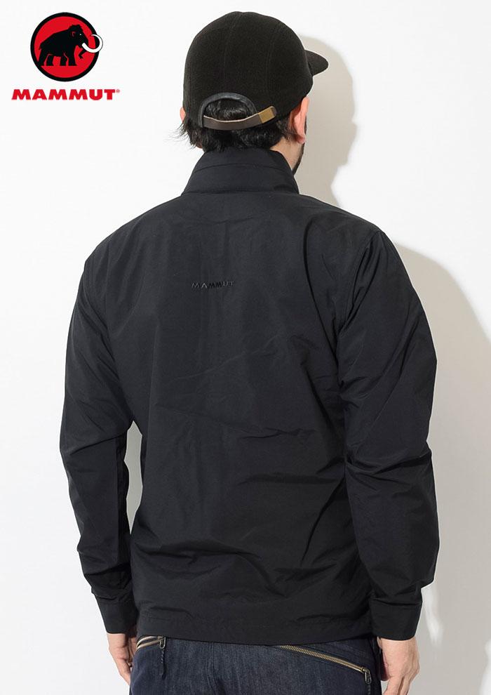 MAMMUTマムートのジャケット Mountain Tuff03
