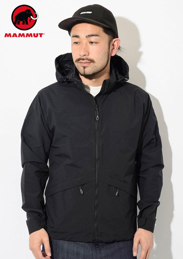MAMMUTマムートのジャケット Mountain Tuff04