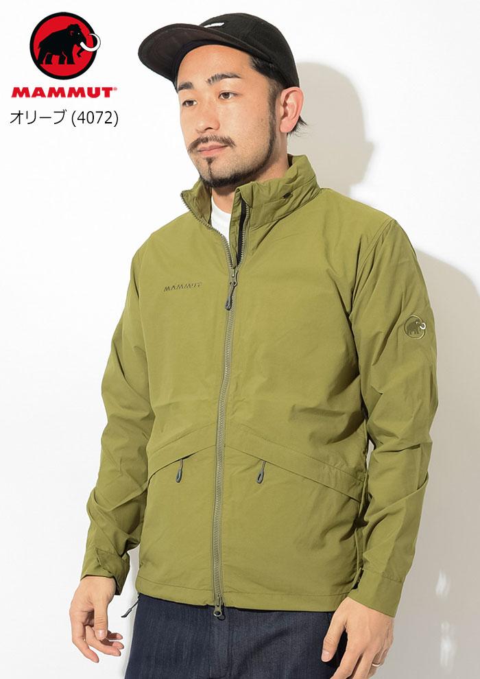 MAMMUTマムートのジャケット Mountain Tuff05