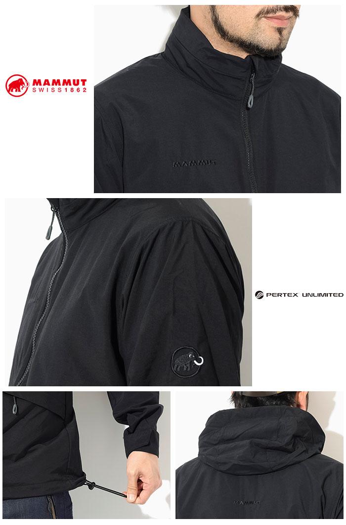 MAMMUTマムートのジャケット Mountain Tuff06