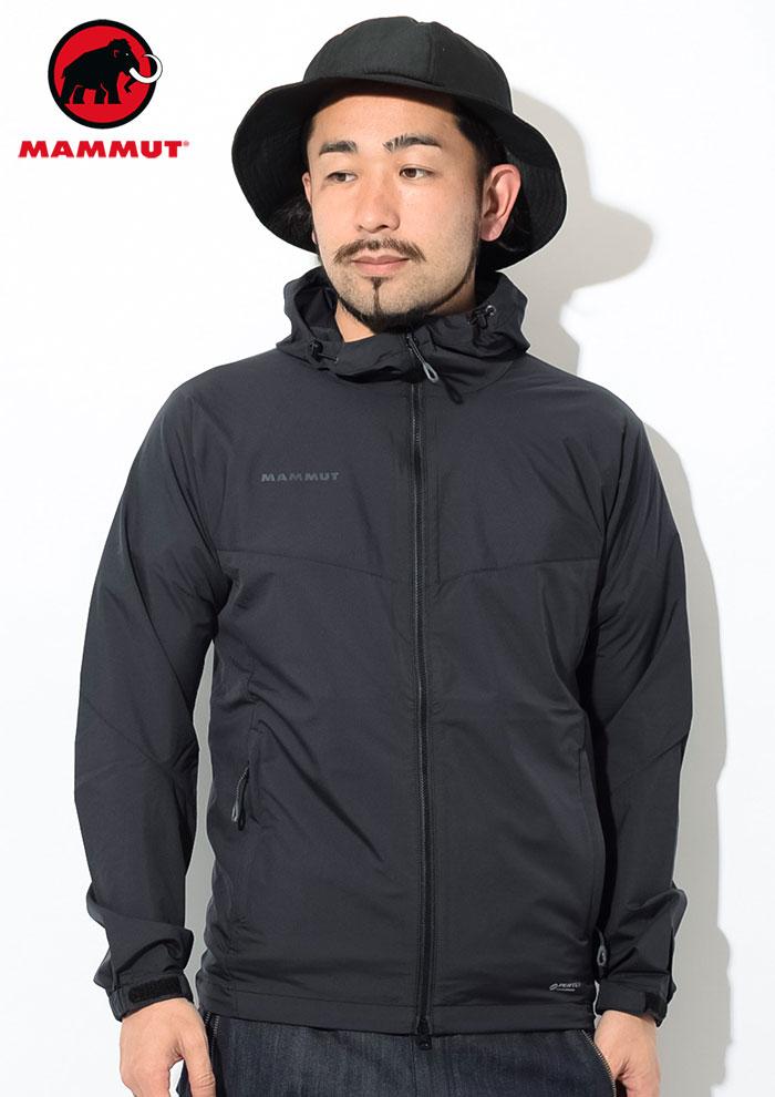 MAMMUTマムートのジャケット Glider02