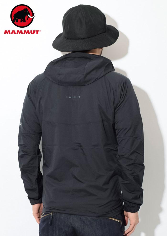 MAMMUTマムートのジャケット Glider03