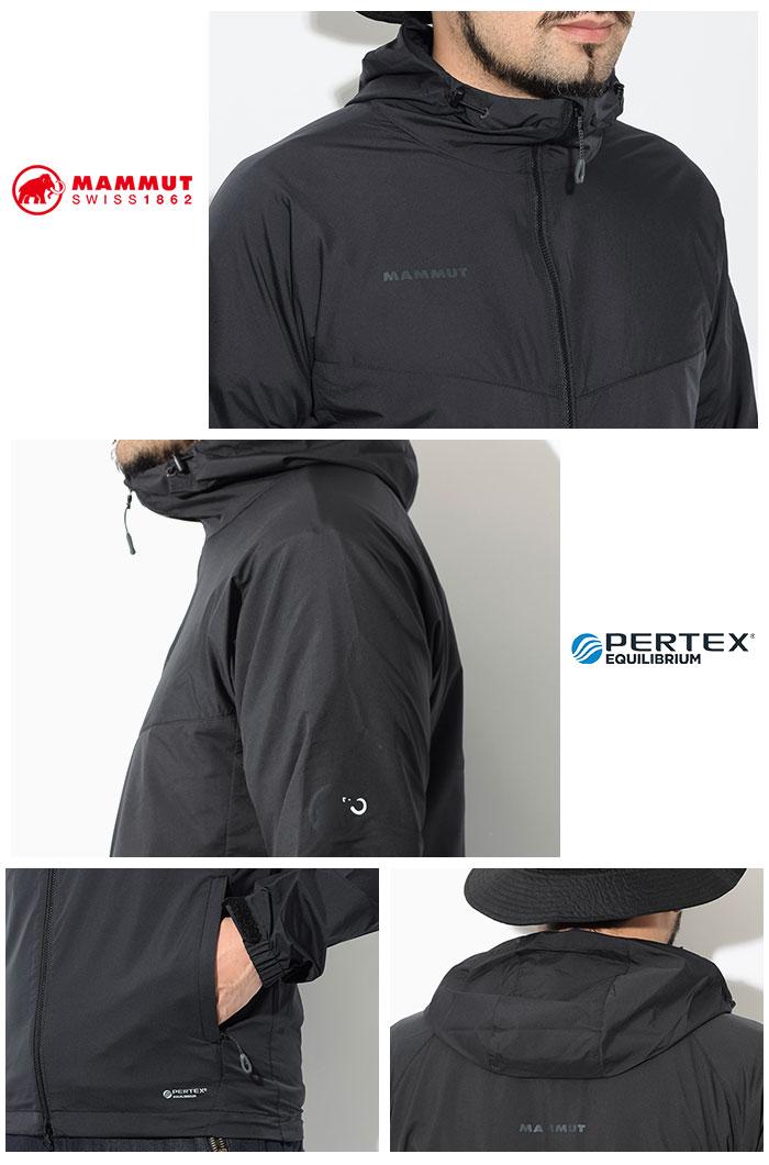 MAMMUTマムートのジャケット Glider04