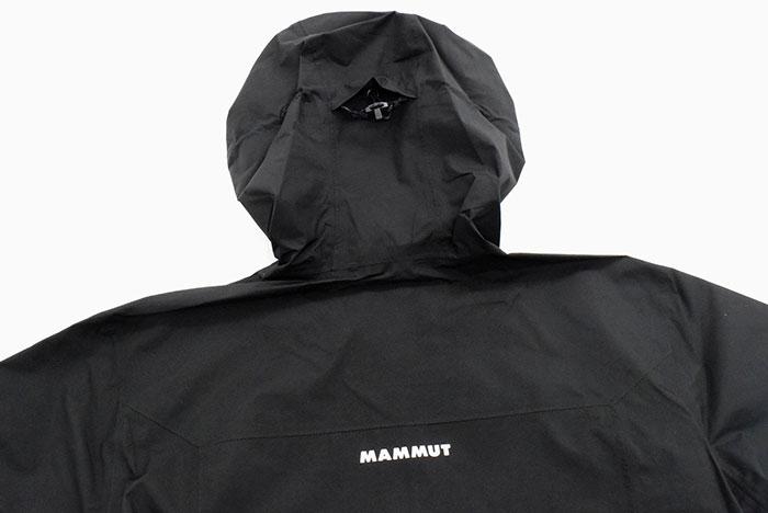 MAMMUTマムートのジャケット Convey Tour HS Hooded18