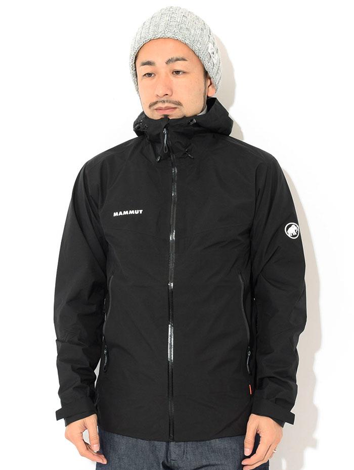 MAMMUTマムートのジャケット Convey Tour HS Hooded02