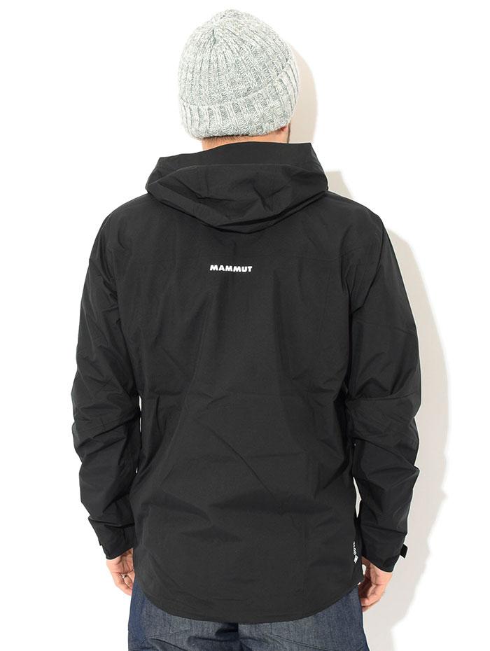 MAMMUTマムートのジャケット Convey Tour HS Hooded03