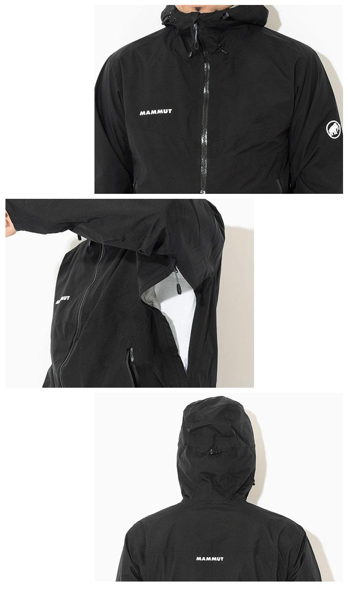 MAMMUTマムートのジャケット Convey Tour HS Hooded04