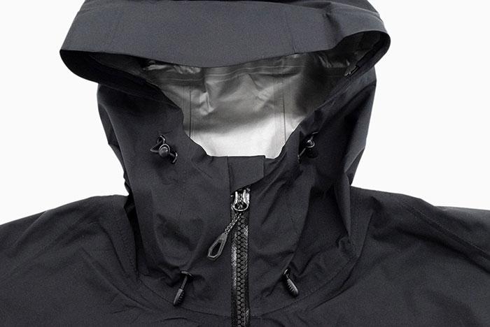 MAMMUTマムートのジャケット Convey Tour HS Hooded07