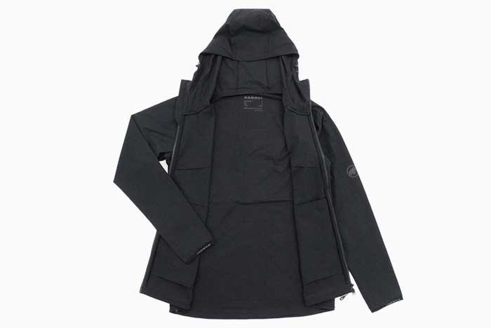 MAMMUTマムートのジャケット Granite So Hooded10