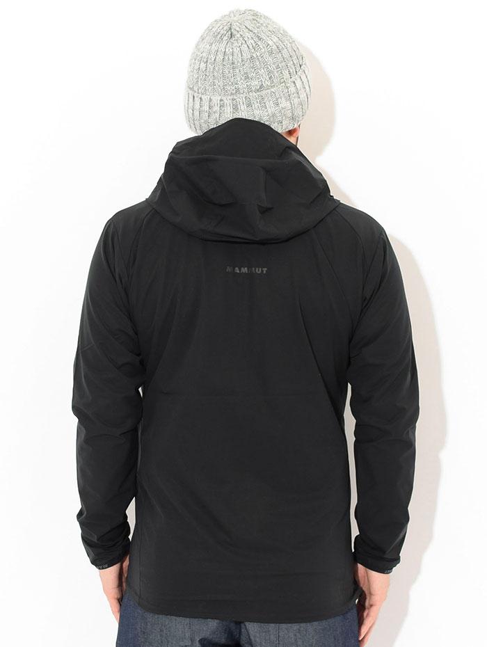 MAMMUTマムートのジャケット Granite So Hooded02