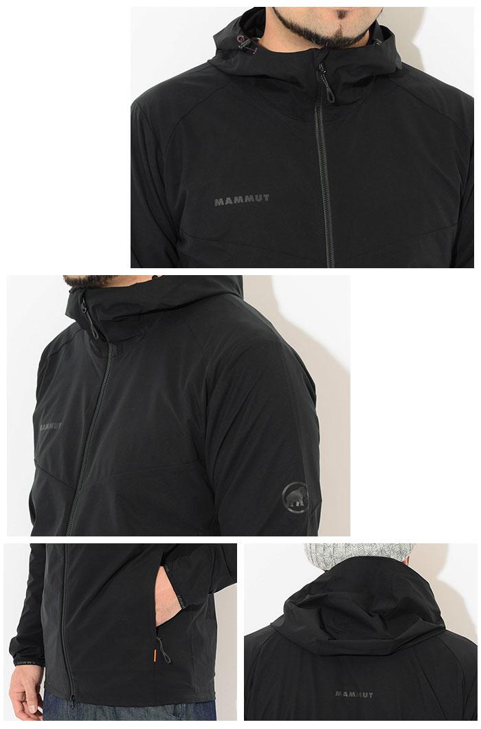 MAMMUTマムートのジャケット Granite So Hooded03
