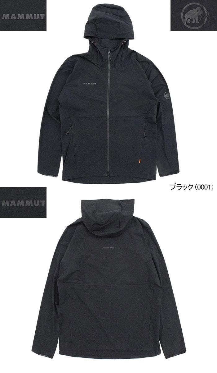 MAMMUTマムートのジャケット Granite So Hooded04