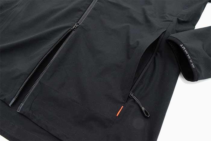 MAMMUTマムートのジャケット Granite So Hooded08