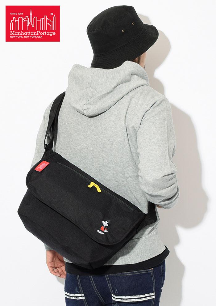 Manhattan Portageマンハッタンポーテージのメッセンジャーバッグ Mickey Mouse Collection Casual Messenger Bag Medium03