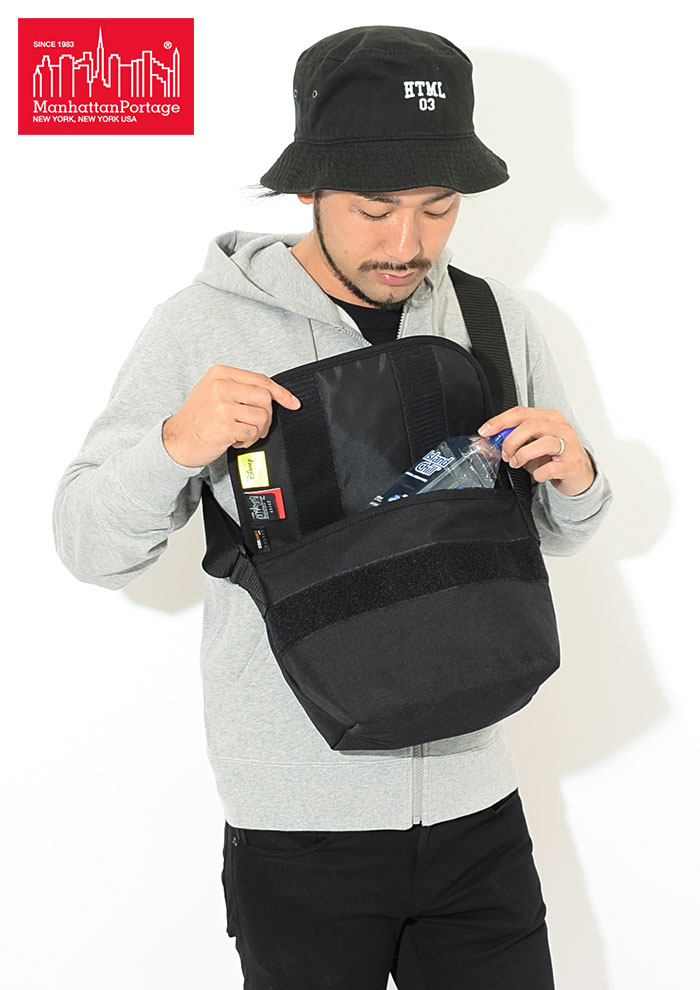 Manhattan Portageマンハッタンポーテージのメッセンジャーバッグ Mickey Mouse Collection Casual Messenger Bag Small03
