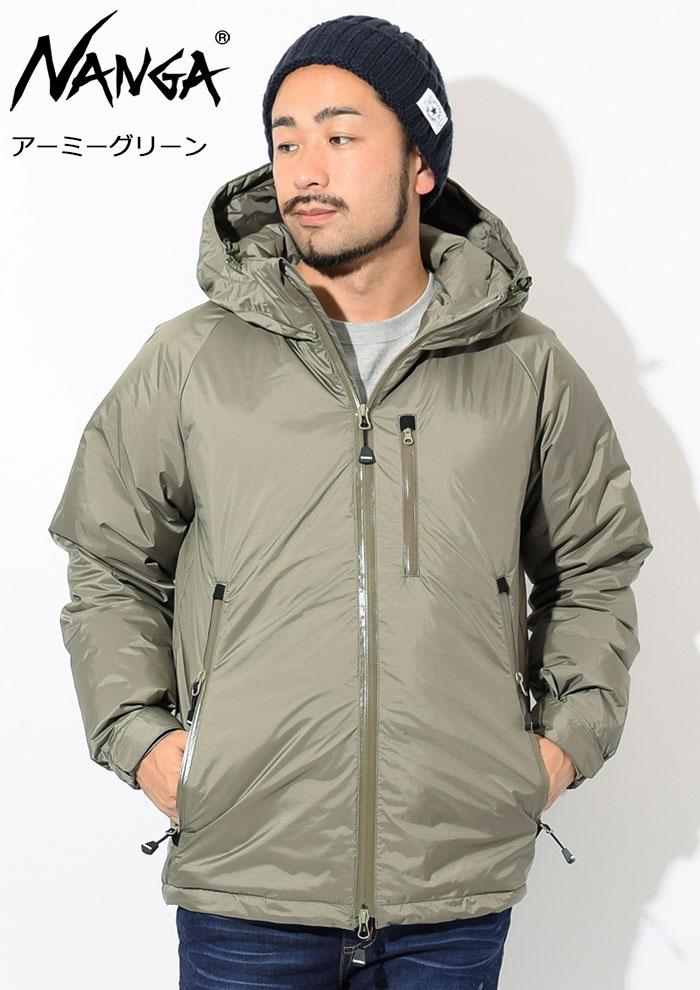 NANGAナンガのジャケット Aurora Down06