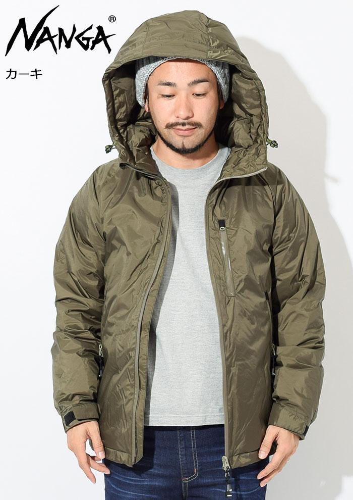 NANGAナンガのジャケット Aurora Down07