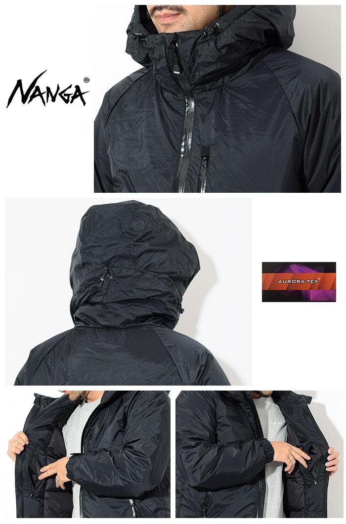 NANGAナンガのジャケット Aurora Down08