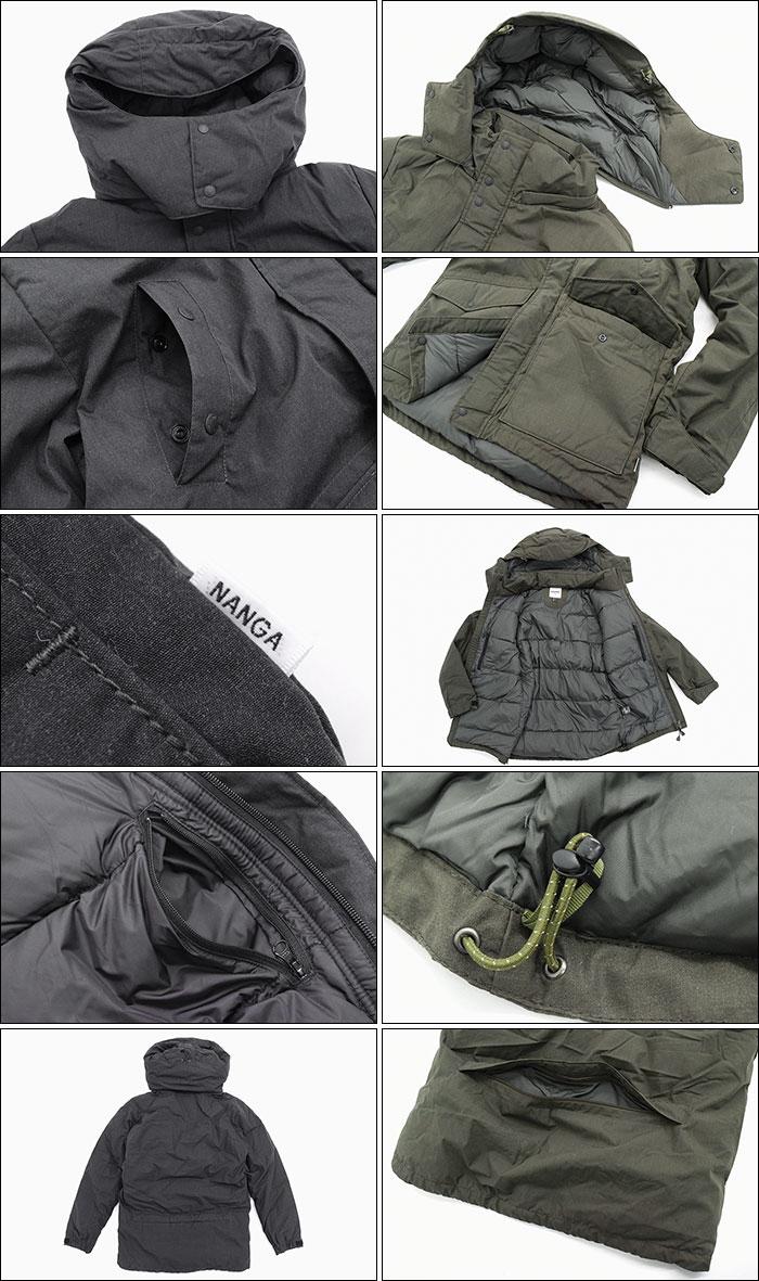 NANGAナンガのジャケット Takibi Down13