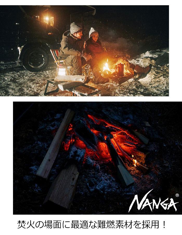 NANGAナンガのジャケット Takibi Down04