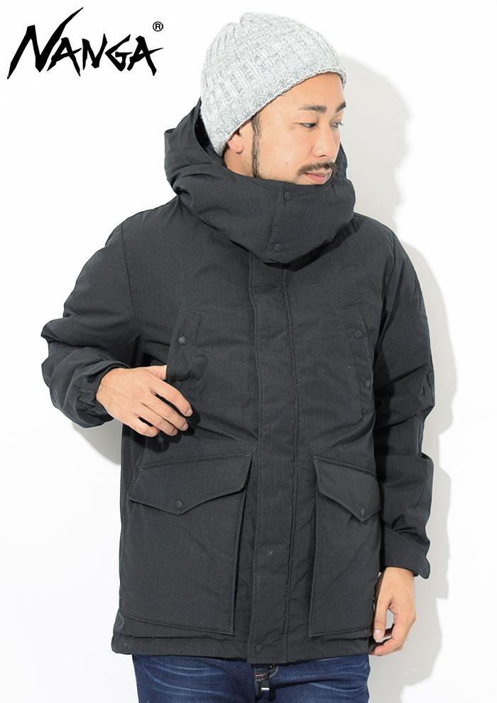 NANGAナンガのジャケット Takibi Down05