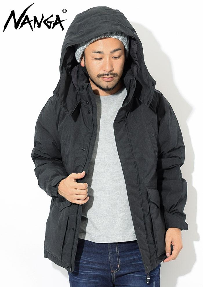 NANGAナンガのジャケット Takibi Down06