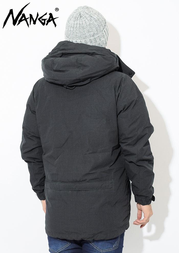 NANGAナンガのジャケット Takibi Down07