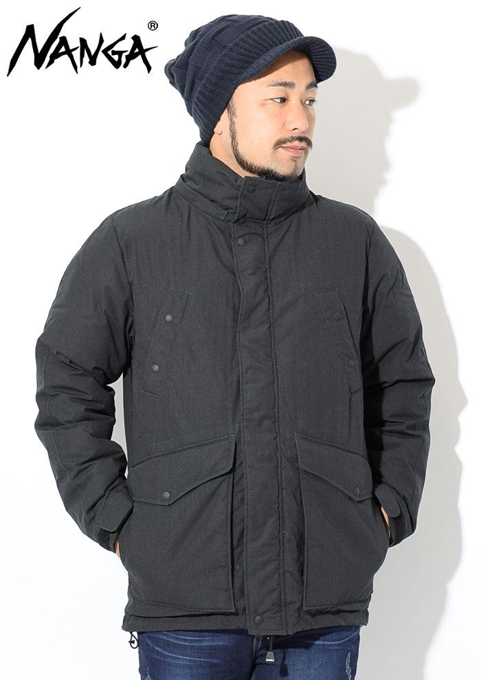 NANGAナンガのジャケット Takibi Down08
