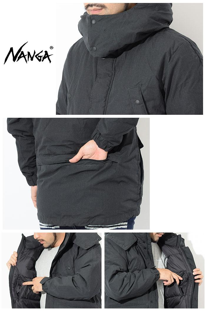 NANGAナンガのジャケット Takibi Down09