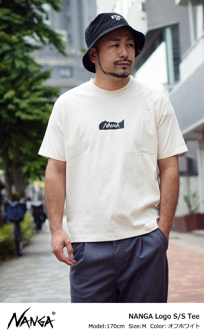 NANGAナンガのTシャツ Logo01