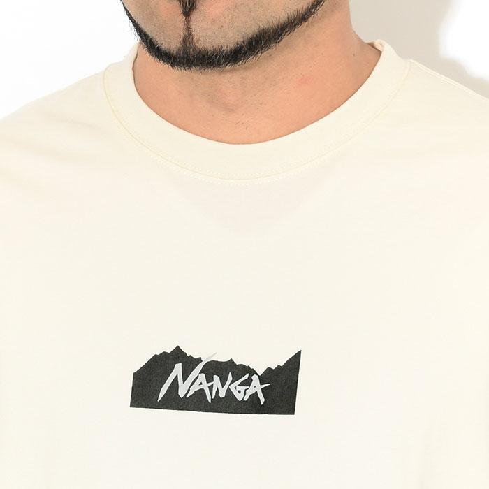 NANGAナンガのTシャツ Logo10