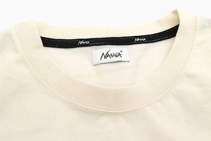 NANGAナンガのTシャツ Logo12