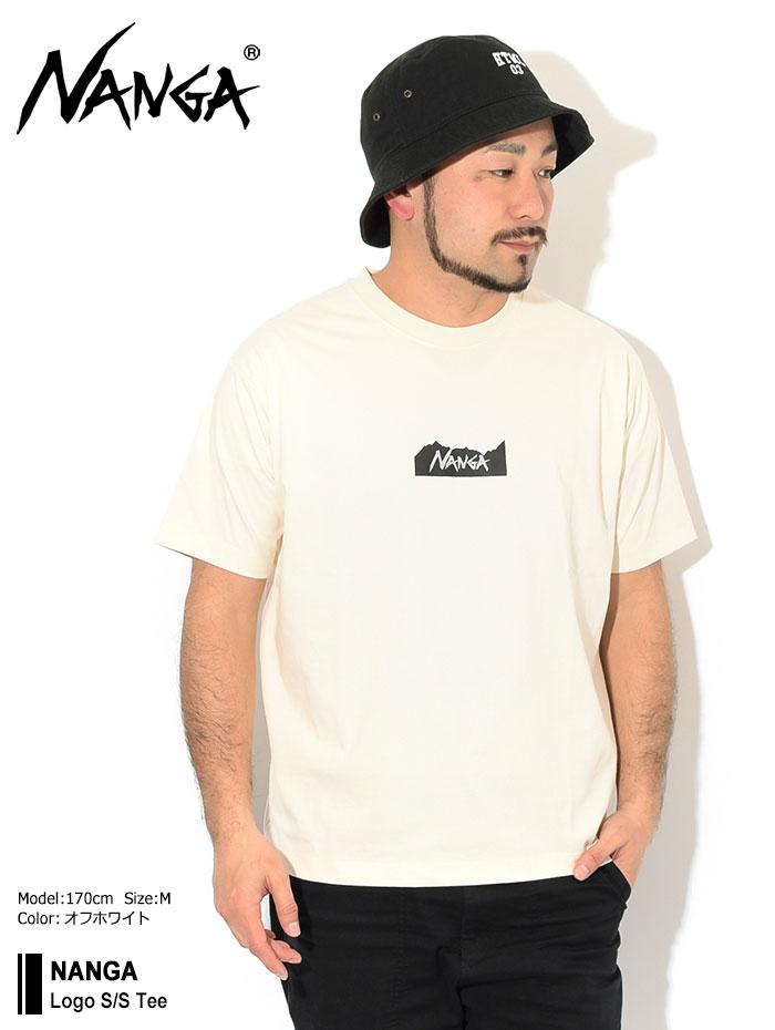 NANGAナンガのTシャツ Logo07